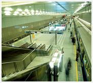 臺北捷運車站