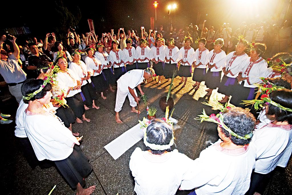 包容尊重不同文化的西拉雅-吉貝耍
