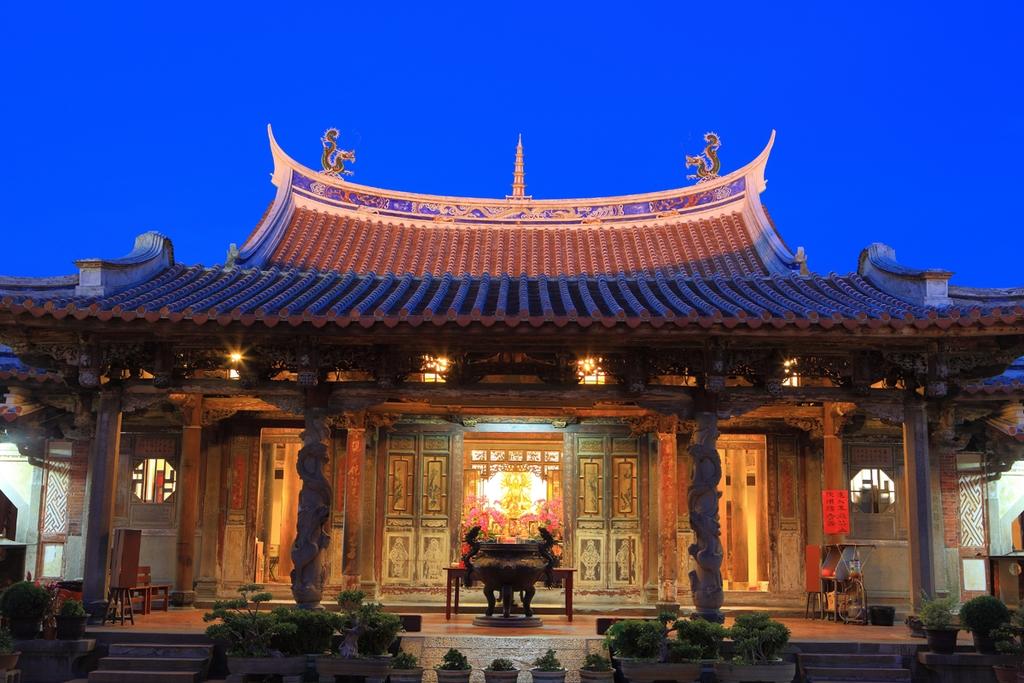 鹿港文化古蹟1日遊