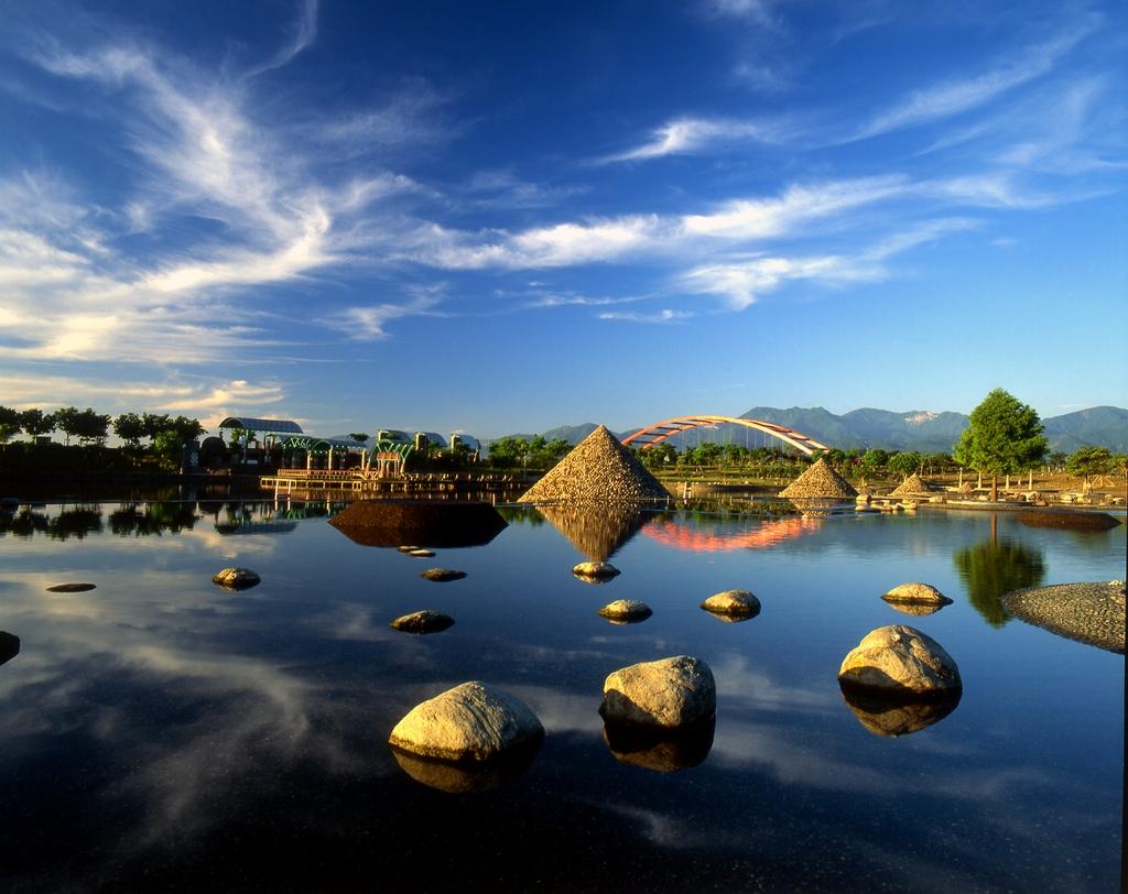 冬山河親水公園