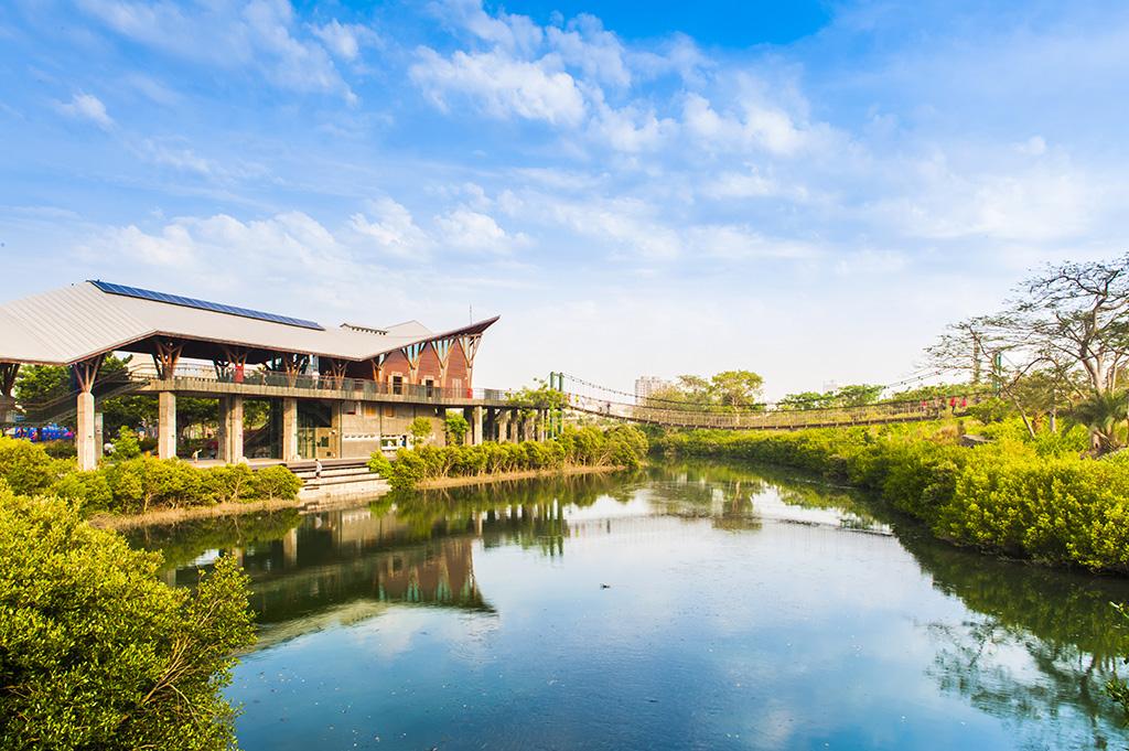 援中港生態溼地公園