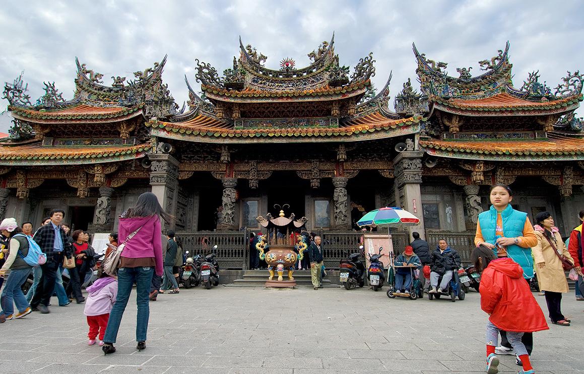 Templo Qingshui de Sanxia