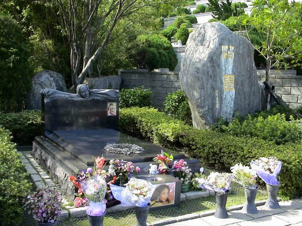 鄧麗君墓園