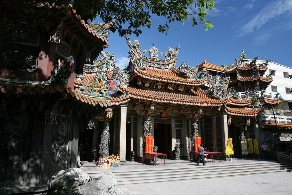 Templo Zhenlan de Dajia