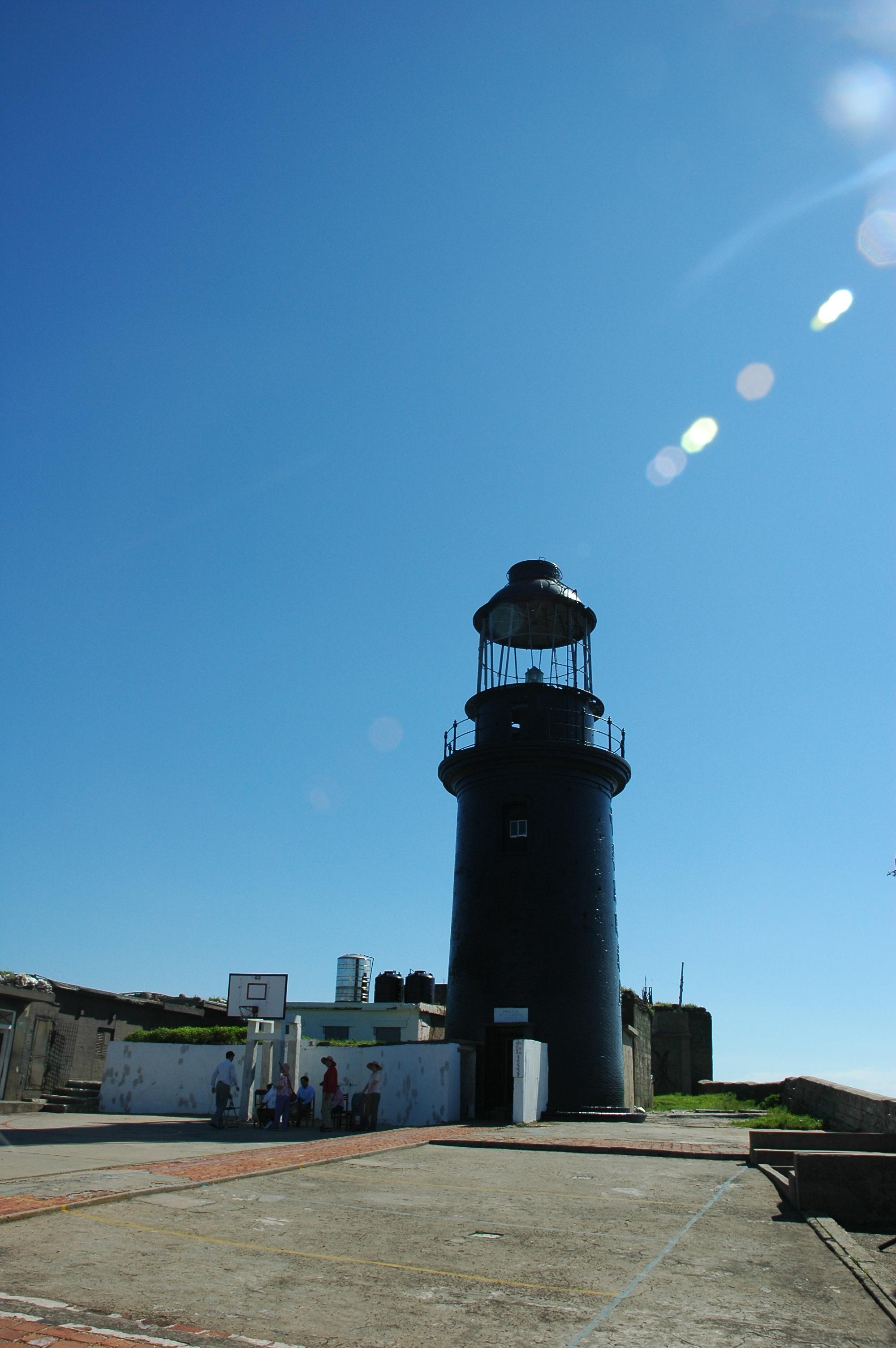 东椗岛灯塔