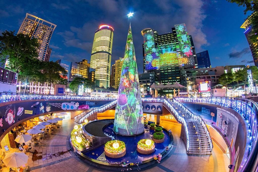 2019 Christmasland in New Taipei City