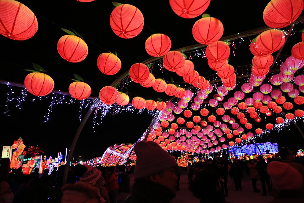 Fiesta de los Faroles de Taiwán