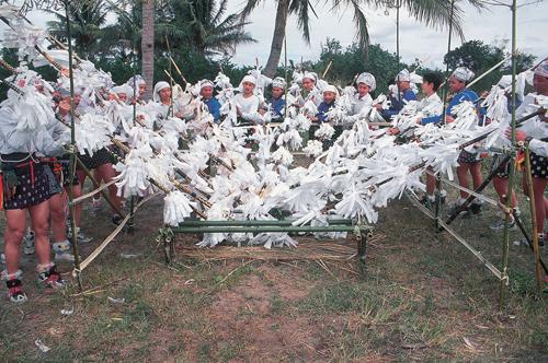 Nuevo ritual anual de la tribu Puyuma
