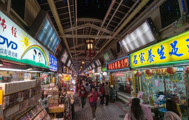 Mercado de la calle Hua Xi